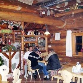 Naturstammhaus in der Gastronomie