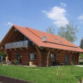 Naturstammhaus Wildberg-Effringen